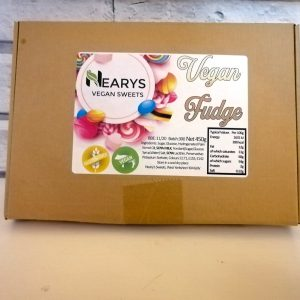 Dairy Free Fudge 450g Box