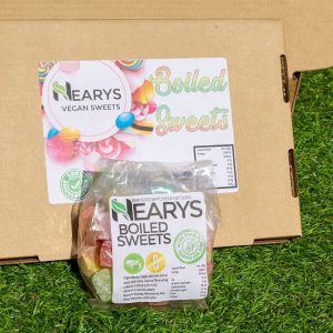BOILED SWEETS 200G VEGAN